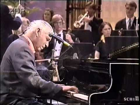 Gary Brooker - A Whiter Shade of Pale - Procol Harum - Wetten Dass 1991 - Bachchor Würzburg