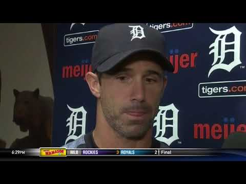 Brad Ausmus on the Yankees vs Tigers brawls
