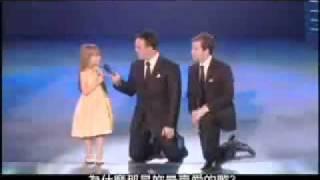 小康妮 (決賽)淚崩完整紀錄(感人!淚水中帶笑!) Connie Talbot.flv