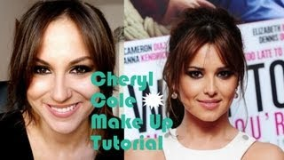 Cheryl Cole Inspired Make Up