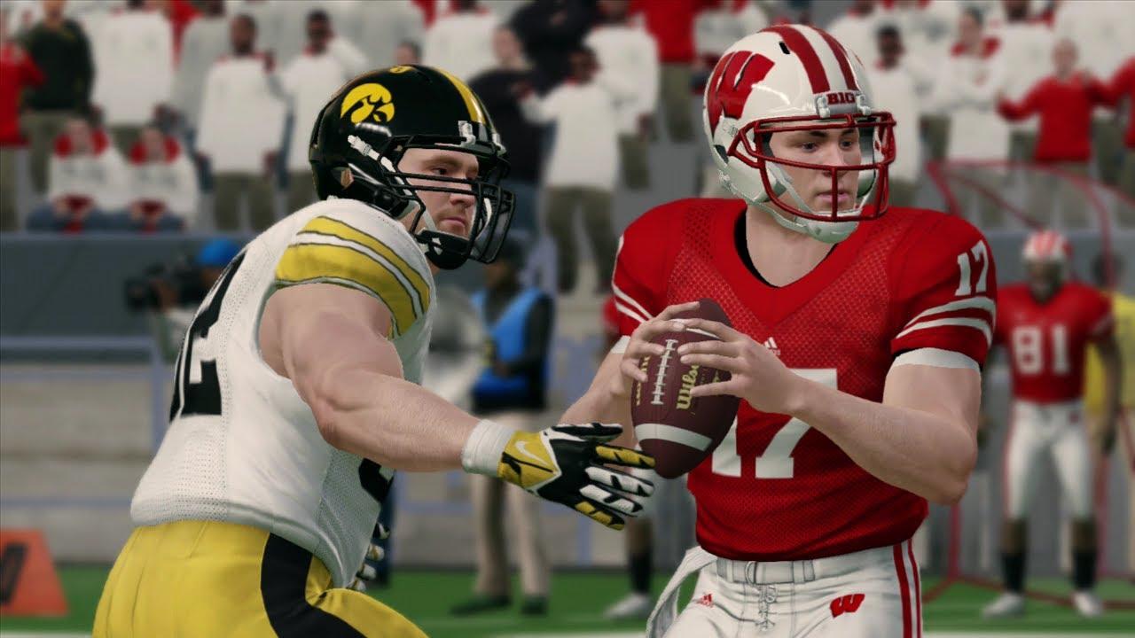 How to Watch Iowa vs. Wisconsin, NCAA Football Live Stream ...