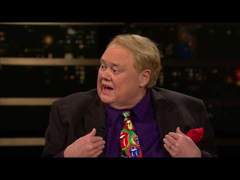 Louie Anderson  Real Time with Bill Maher HBO