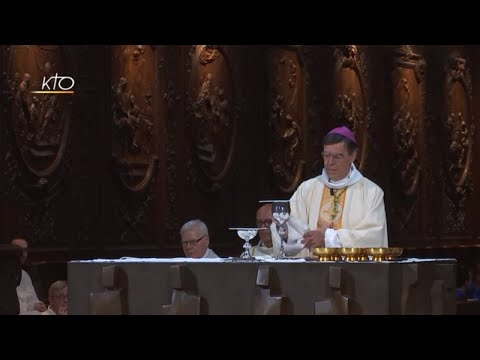 Messe du 22 avril 2018