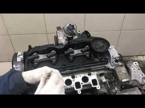Двигатель VW для Passat [B7] 2011-2015