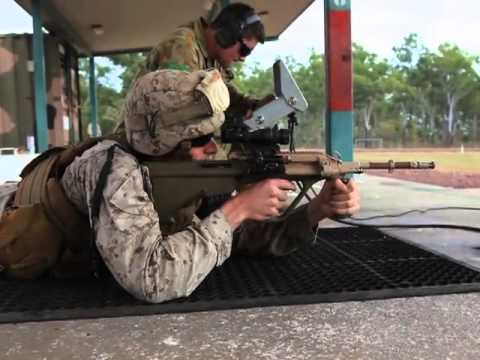 Marines and Australian Soldiers Shoot Each Other
