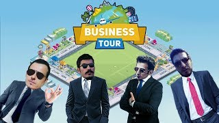 AAA İNTERNETİM KOPTU !! | Business Tour w/ Ketum, Bosluk, Timurleng