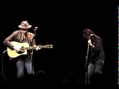Dave Alvin Sellersville theatre 2010 Don't Make Promises