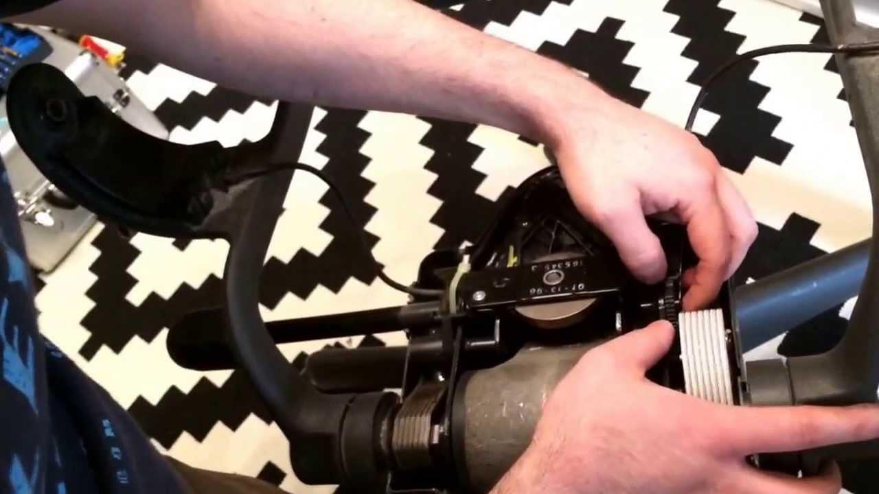 Aeron chair tilt repair & Aeron chair tilt repair - YouTube