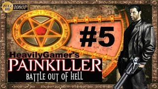Painkiller Battle Out Of Hell PC Gameplay Walkthrough Level 5:Dead City