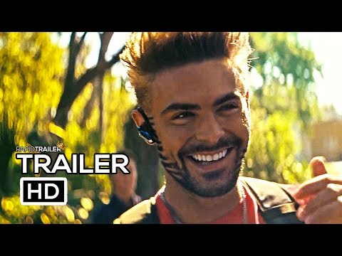 THE BEACH BUM   2019 Matthew McConaughey, Zac Efron Comedy Movie HD