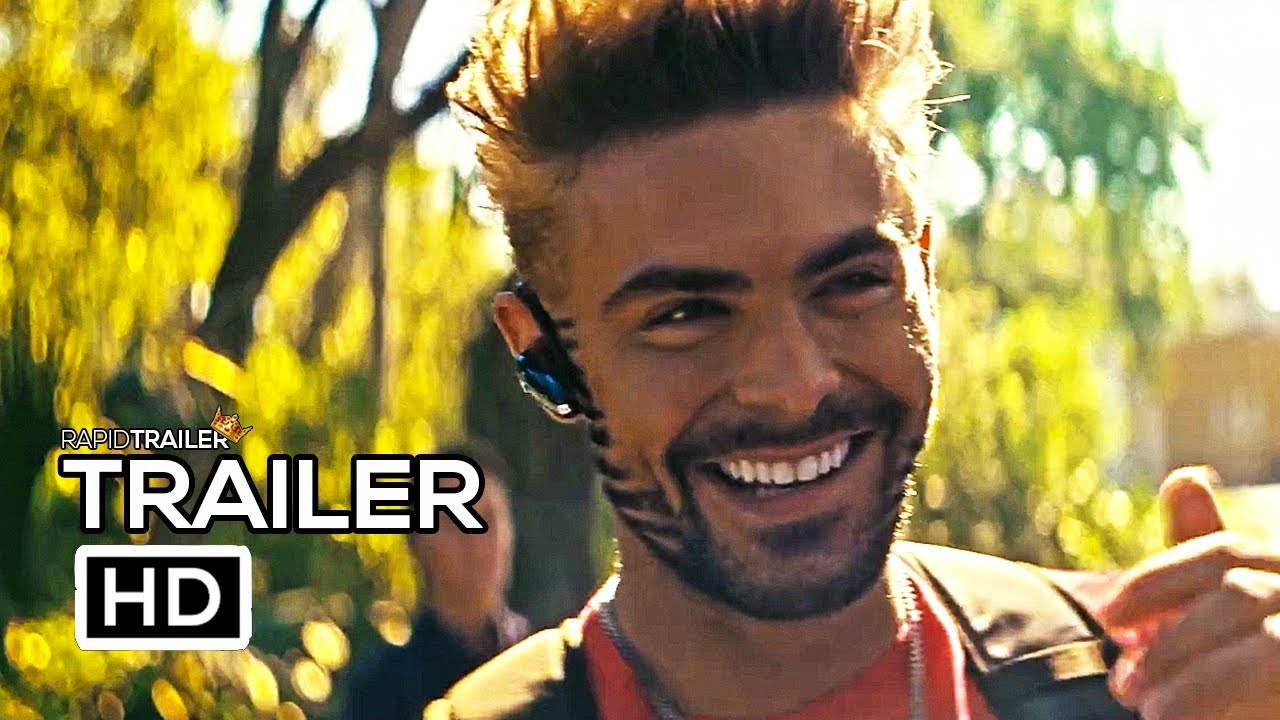 THE BEACH BUM Official Trailer (2019) Matthew McConaughey, Zac Efron Comedy Movie HD