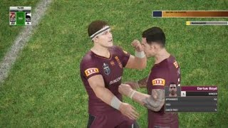 Rugby League Live 4_Darius Boyd shows NSW how its done!