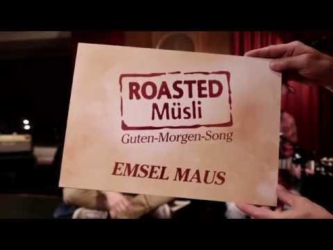 Dr Oetker Vitalis Roasted Guten Morgen Song Emsel Maus