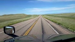 BigRigTravels LIVE! Cheyenne, Wyoming to south of WY/CO state line US 85 South-June 20, 2020