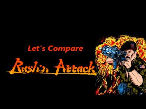 Let's Compare ( Rush'n Attack )