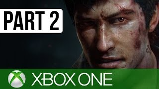 Dead Rising 3 Gameplay Walkthrough Part 2 - Chapter 0: Dead End (XBOX ONE Gameplay 1080p HD)