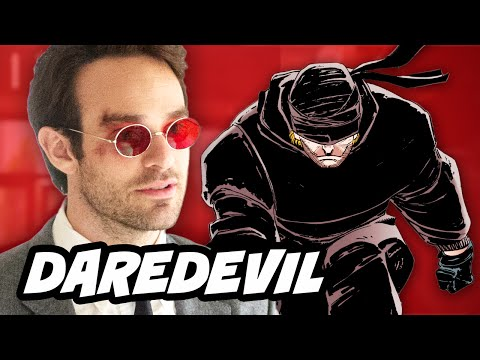 Marvel Netflix Daredevil - The Man Without Fear Explained