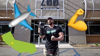 WIN A FREE TRIP TO CALI AND TRAIN WITH ME AT ZOO CULTURE!