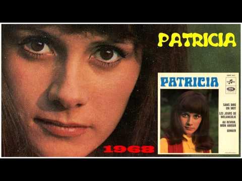 PATRICIA Ginger 1968