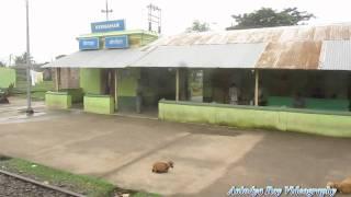 Narrow Gauge (Ahmadpur-Katwa) Delights#5 : Departing from Kirnahar
