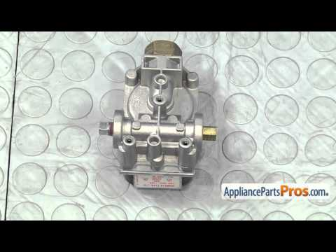 Dryer LP Conversion Kit (part #WE25X217) - How To Replace