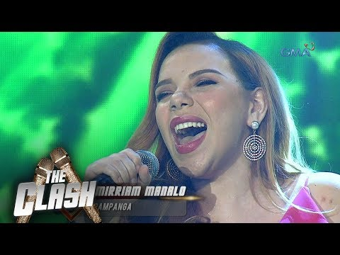The Clash: Mirriam Manalo hits all the right notes with I Believe | Top 8