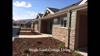 Brand NEW Riverstone Silver Senior 55+ Apartments :: 208-660-5353