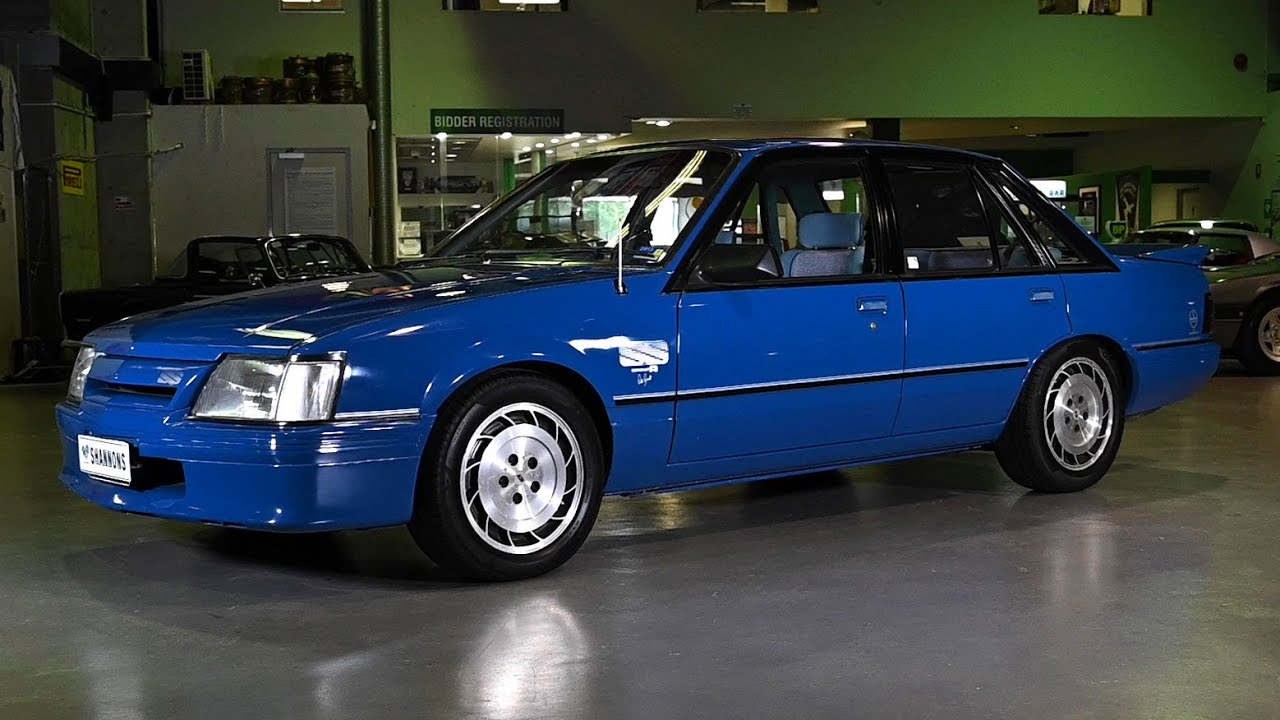 1985 Holden HDT VK Commodore Group 'A' SS Sedan - 2019 Shannons Sydney Late Autumn Classic Auction