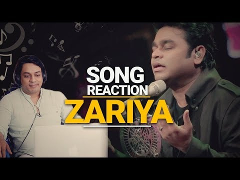 Zariya - AR Rahman, Ani Choying, Farah Siraj - Coke Studio MTV Season 3 | Reaction |
