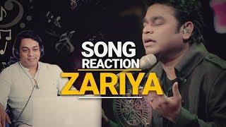 Zariya is an a r rahman masterpiece which has the trio of rahman, ani choying drolma and farah siraj. this was 1st episode mtv season 3. lyrics: tu za...