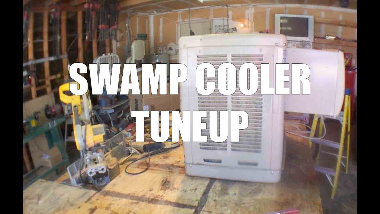 Swamp Cooler Tuneup