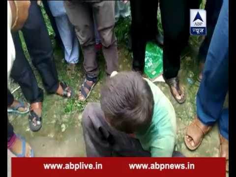 Pickpocket was beaten up publicly in Mainpuri