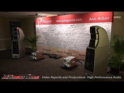 Paragon, Wilson Audio, meet Dave Wilson, Dan D'Agastino, Transparent Audio, AXPONA