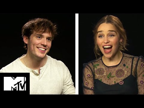 Emilia Clarke and Sam Claflin Go Speed Dating! | MTV