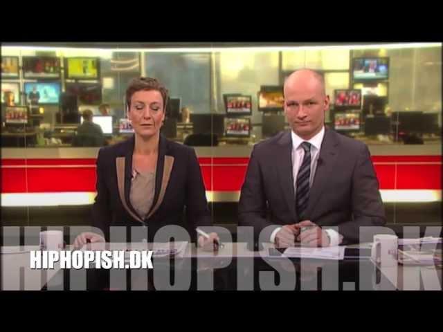 'De små hvide sædceller': TV2 News vært flækker af grin over sin sæd smutter #1