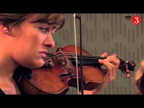 BBC In Tune Sessions: Nicola Benedetti plays Beethoven Kreutzer Sonata