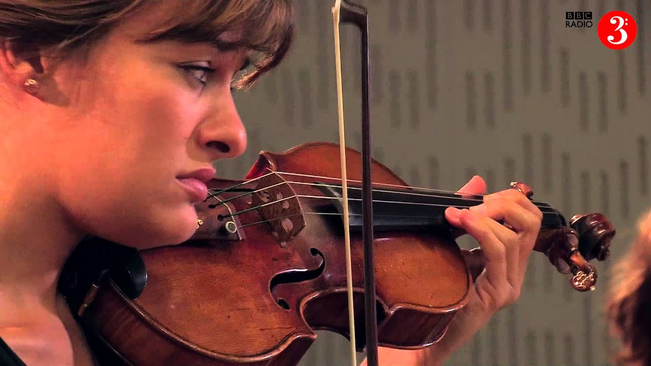 BBC In Tune Sessions: Nicola Benedetti plays Beethoven Kreutzer Sonata