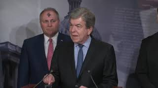 Blunt Joins Senate & House Republican Leaders in Denouncing Democrat Political Protection Act