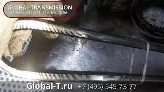 ремонт вариатора Aisin K311 на TOYOTA AVENSIS