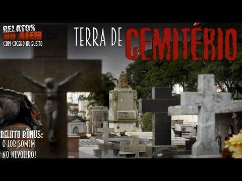 Terra De Cemitério | O Lobisomem No Nevoeiro - Relatos Do Além Com Cicero Augusto (INÉDITO)