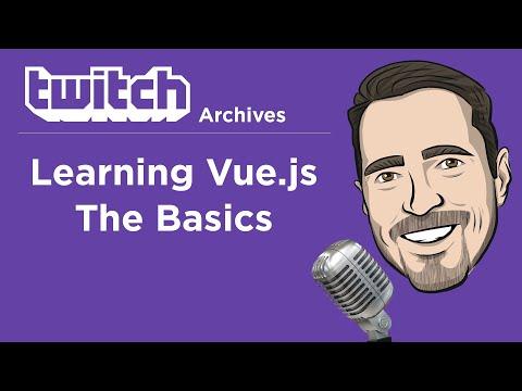 Learning Vue.js: The Basics thumbnail