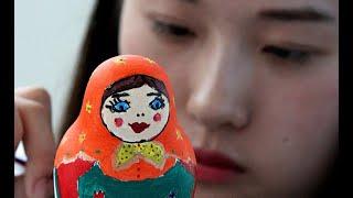 «Жэньминь Жибао» (Китай): Обучение в России («Один пояс, один путь»). Жэньминь жибао, Китай.