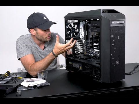 How To Build The Best PC For Photo and Video Editing