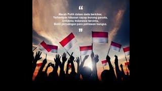 Download Video Kumpulan Kata   Kata Ucapan Selamat Hari Kemerdekaan RI KE 73 MP3 3GP MP4