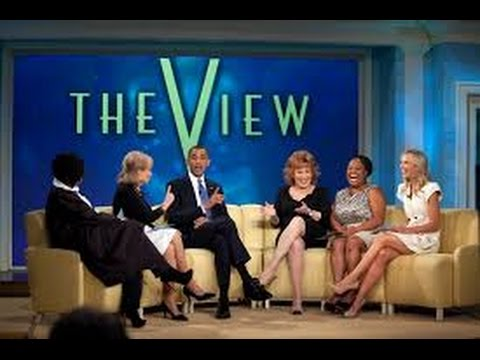 """Going To The View Talk Show""~~~~~~ """"Sashamoniquetalks"""
