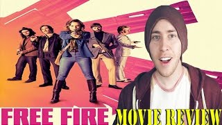FREE FIRE- Movie Review