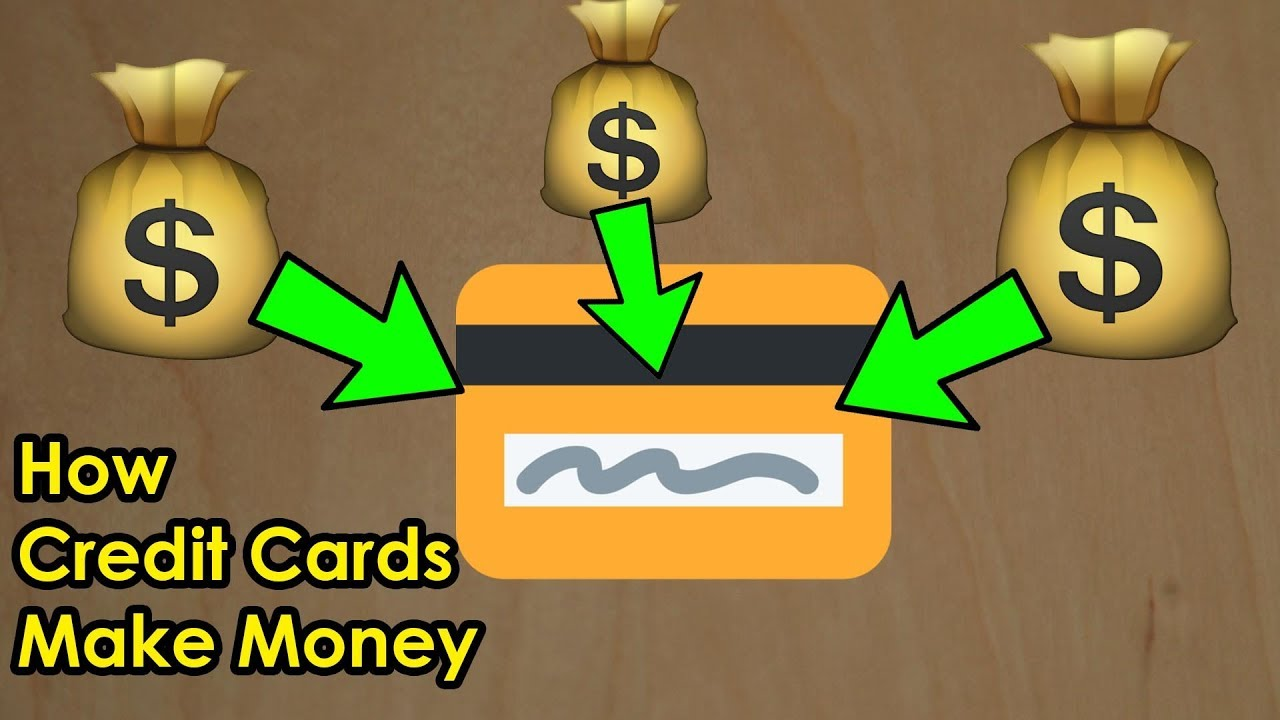 Download How do Credit Card Companies Make Money? $$