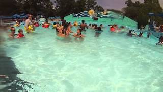 Wave Pool Water Country USA GoPro