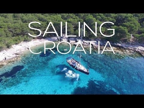 BEST Sailing Week in Beautiful Dalmatia - Croatia