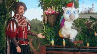Unicorn Poops Ice Cream - Funny Commercial =)